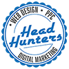 HeadHunters Digital Marketing Logo